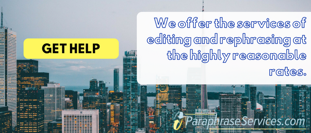 help with online paraphrasing in canada