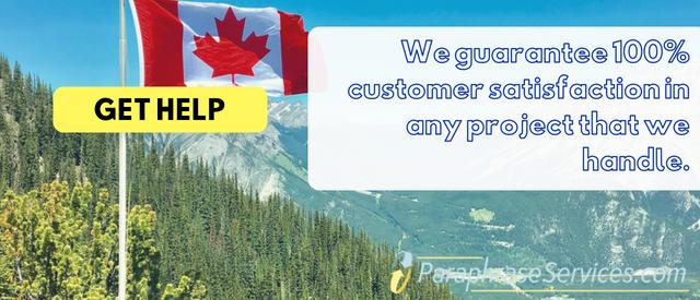 reliable paraphrasing service canada